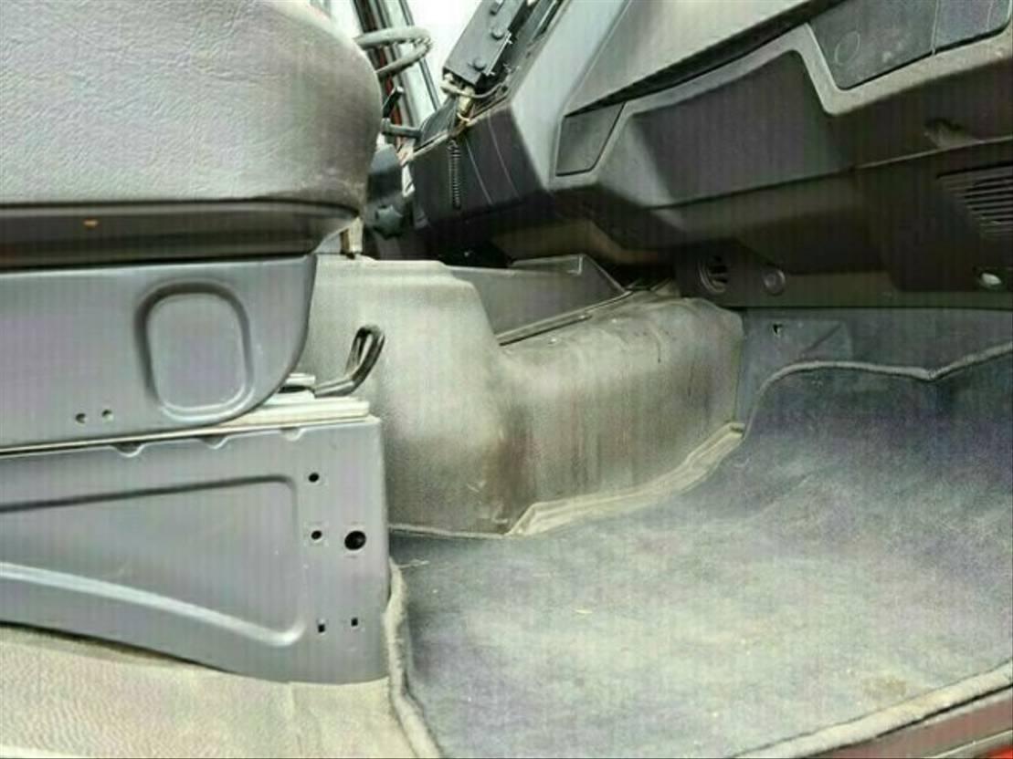 chassis cabine vrachtwagen Mercedes-Benz SK 2638 6x4/4 SK 2638/6x4/4, eFH./NSW 1997