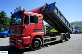 containersysteem vrachtwagen MAN 2005