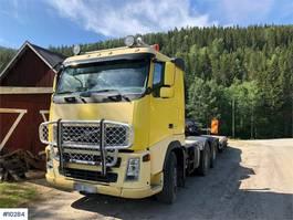 standaard trekker Volvo FH 520 6x4 truck with / hydraulics 2007