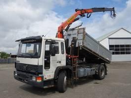 kipper vrachtwagen > 7.5 t Volvo FL 6 FL-6-18 1996