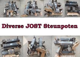 Overig vrachtwagen onderdeel JOST Steunpoten JOST Steunpoten Diverse.