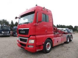 kipper vrachtwagen > 7.5 t MAN TGX 26.540 6x2*4 tipper