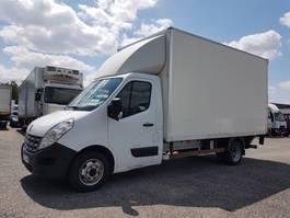 gesloten bestelwagen Renault MASTER 150dci.35 PMJ - BOX 21m3 + TAIL LIFT 2012
