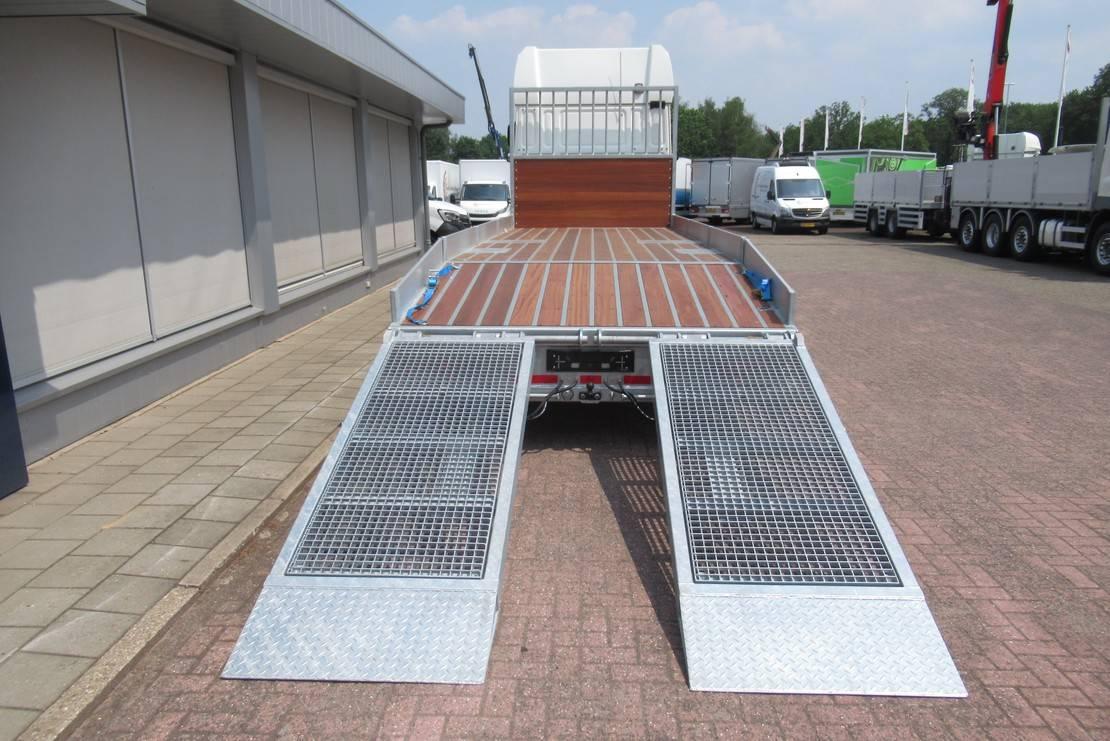 autotransporter vrachtwagen DAF XF 510 106 Euro 6 2016