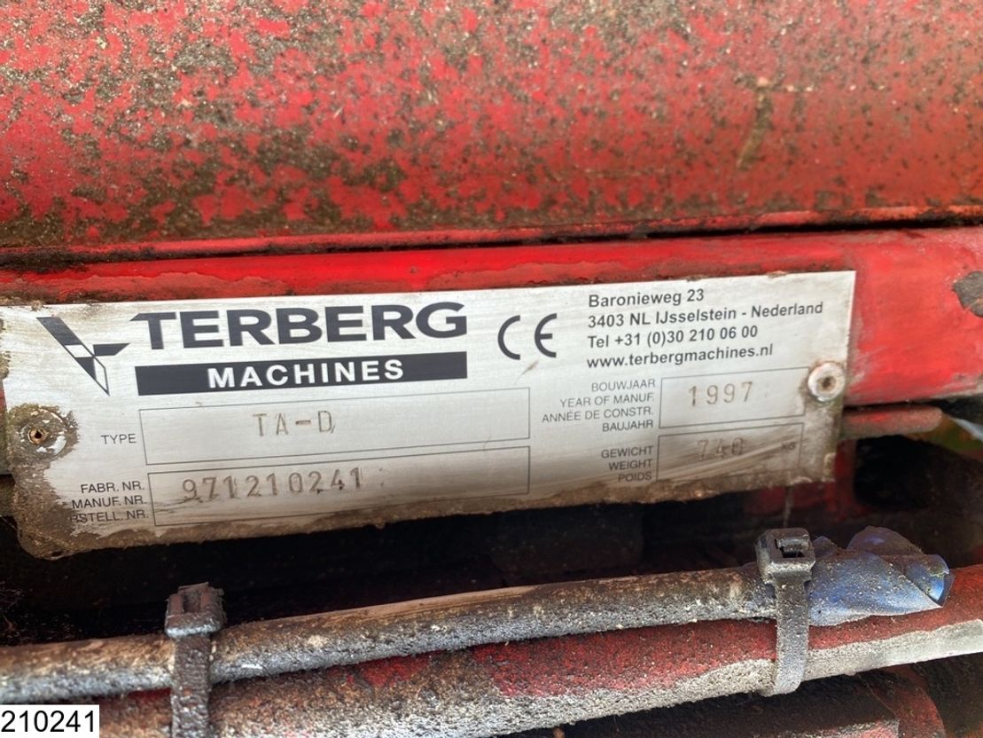 graafarm Terberg TA-D 1997