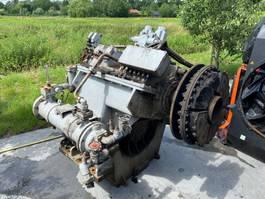 industriële motor Keerkoppeling Reintjes WAF 840 Marine 1266 PK Ratio 2.517 / 1 Gearbox 1993