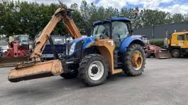 standaard tractor landbouw New Holland T6030 2010