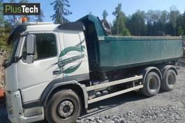 kipper vrachtwagen > 7.5 t Volvo FM6 2013