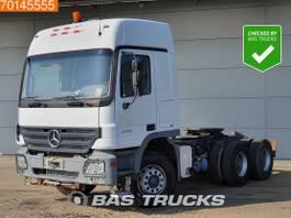 standaard trekker Mercedes-Benz Actros 3348 6X4 V8 Big-Axle Hydraulik Euro 2 2004