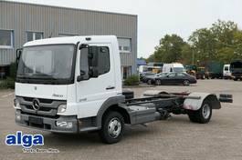 containersysteem vrachtwagen Mercedes-Benz Atego 818 L, II, mehrfach verfügbar!