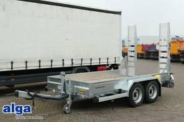 dieplader oplegger Humbaur HS 654020 BS, 4.000mm lang, Rampen, verzinkt