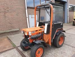 mini - compact trekker Kubota B6 100 mini traktor 3 cyl.