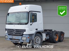 standaard trekker Mercedes-Benz Actros 3348 6X4 V8 Big-Axle Hydraulik Steelsuspension Euro 2 2004