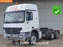 standaard trekker Mercedes-Benz Actros 3348 6X4 Big-Axle Hydraulik Euro 2 2004