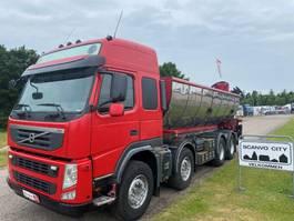 kipper vrachtwagen > 7.5 t Volvo FM500 8x4 - Isoleret rundbuet, Tip 2012