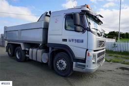 kipper vrachtwagen > 7.5 t Volvo FM 480 6x2 tipper truck with 3-way tipper 2006
