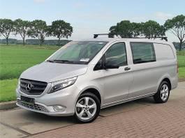gesloten bestelwagen Mercedes-Benz 119 CDI dubbel cabine led 2018