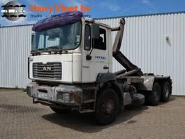 containersysteem vrachtwagen MAN 28.314 6x4 2001