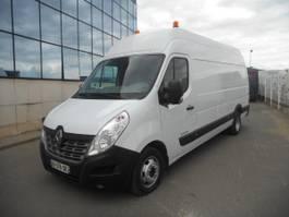 bakwagen vrachtwagen Renault Master 2016