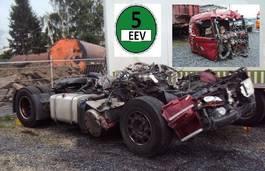 standaard trekker Scania R730 V8 730 Sattel 4x2 Unfall Totalschaden 2012