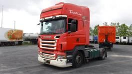 standaard trekker Scania R480 Topline (Retarder) 2007