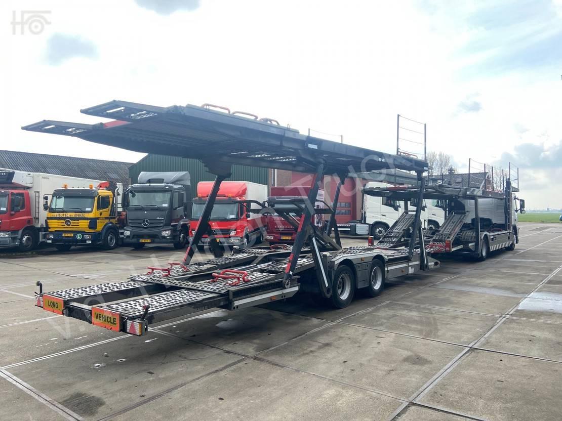 autotransporter vrachtwagen Volvo KASSBOHRER SuperTrans Bj. 2012 Compleet! 2012