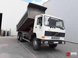 kipper vrachtwagen > 7.5 t Volvo FL 10 10 Big axle/chassis 1993