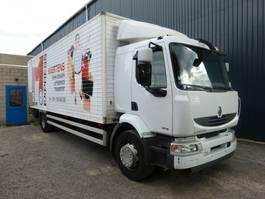bakwagen vrachtwagen Renault Midlum 280 MIDLUM 280DXI 2007