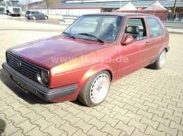 sedan auto Volkswagen SPECIAL 1990