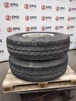 banden vrachtwagen onderdeel Michelin Occ Band 12.00R20 Michelin XZY-2 Trilex velg