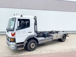 containersysteem vrachtwagen Mercedes-Benz Atego 1228 L 4x2 Atego 1228 L 4x2 Sitzhzg. 2000