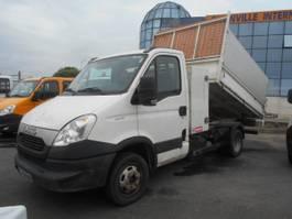 kipper bedrijfswagen Iveco Daily 2012