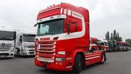 standaard trekker Scania R450 ADR Topline (3x) retarder 2016