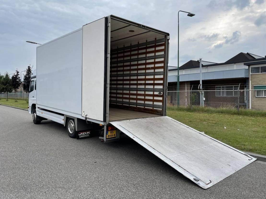 autotransporter vrachtwagen Mercedes-Benz 1228 LL autotransporter !!! 2004