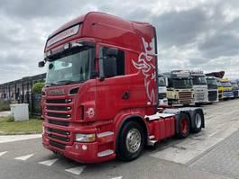 standaard trekker Scania R500 V8 6X2 + RETARDER 2011