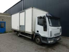 bakwagen vrachtwagen Iveco EuroCargo ML EUROCARGO ML 80E17 2007