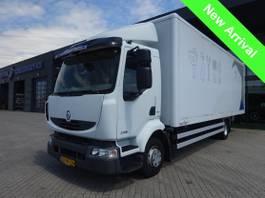 bakwagen vrachtwagen Renault Midlum 220 12 ML Laadklep 2010