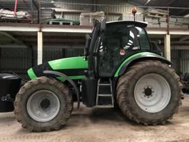 standaard tractor landbouw Deutz M640 2008