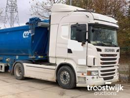standaard trekker Scania R420 2012