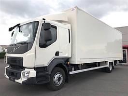 bakwagen vrachtwagen Volvo FL210.14-EURO6-ZIJDEUR-2 TONS LAADKLEP(2M55HOOGTE)-96734KM-ALS NIEUW!! 2018