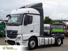 standaard trekker Mercedes-Benz Actros 1845 retarder+ Euro 6 2014