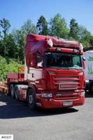 standaard trekker Scania R500 Trailer 2007