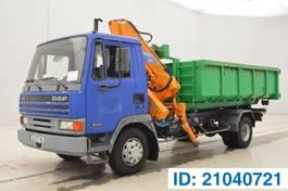 containersysteem vrachtwagen DAF 45.150 Turbo 1995