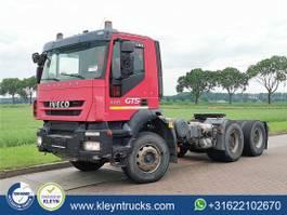 standaard trekker Iveco AD330T43 6x4 full steel 2011