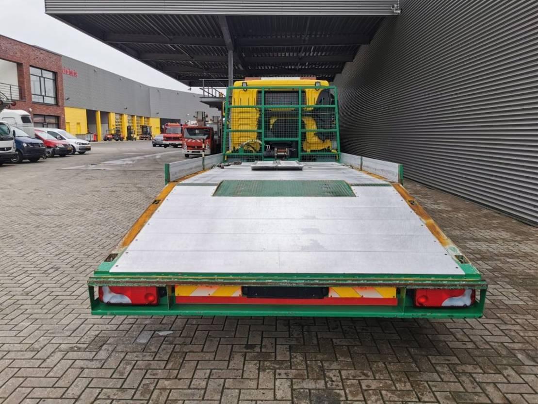 autotransporter vrachtwagen MAN TGM 15.250 4x2 Euro 6 Winch! 2014