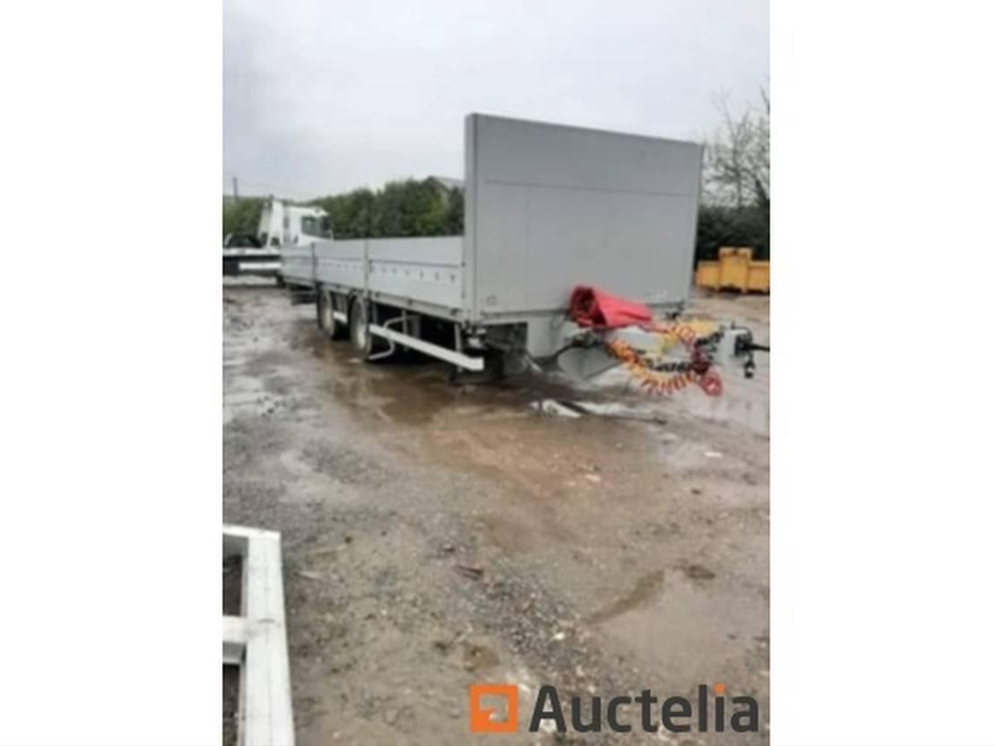 autotransporter vrachtwagen Samro 2001