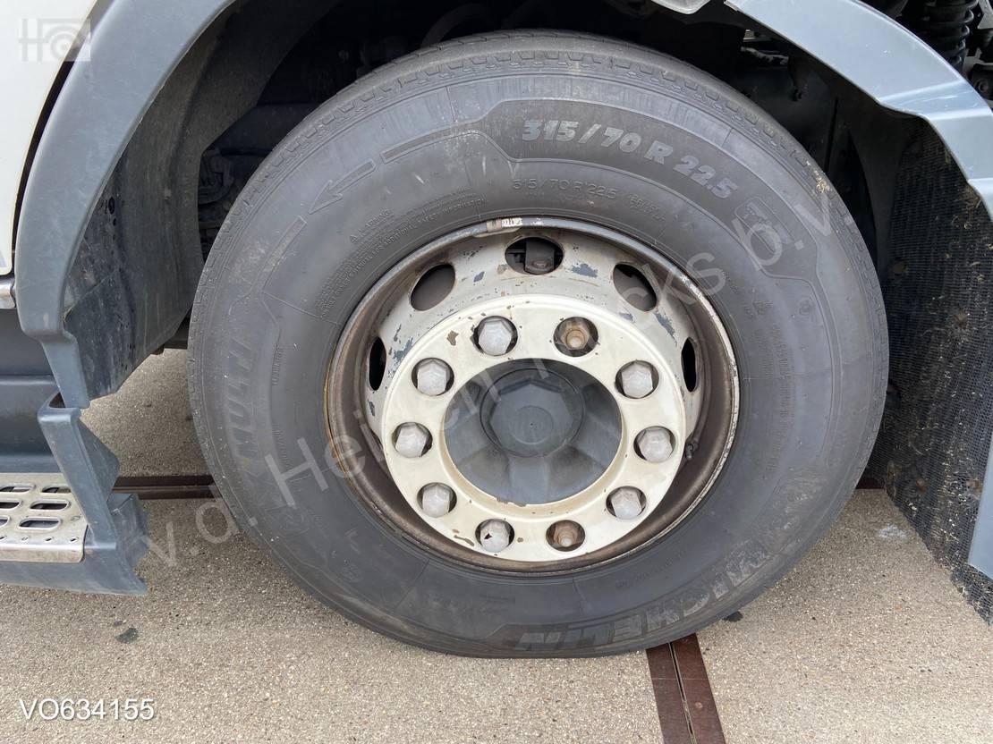 autotransporter vrachtwagen Volvo Kassbohrer SuperTrans BJ 2012 Compleet 2012