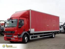 bakwagen vrachtwagen DAF LF 55 reserved!!! Euro 5 + Dhollandia Lift 2013