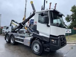 containersysteem vrachtwagen Renault C430 *BRANDNEW* *NIEUW* *NEUF* - 6x4 HYVA HAAKSYSTEEM 20T - UNUSED 2021