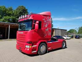 standaard trekker Scania R490 Retarder Compressor / Leasing 2015